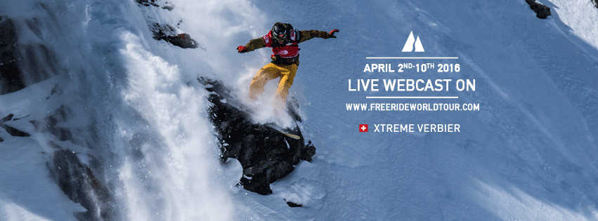 Swatch Xtreme Verbier 02-10 avril 2016