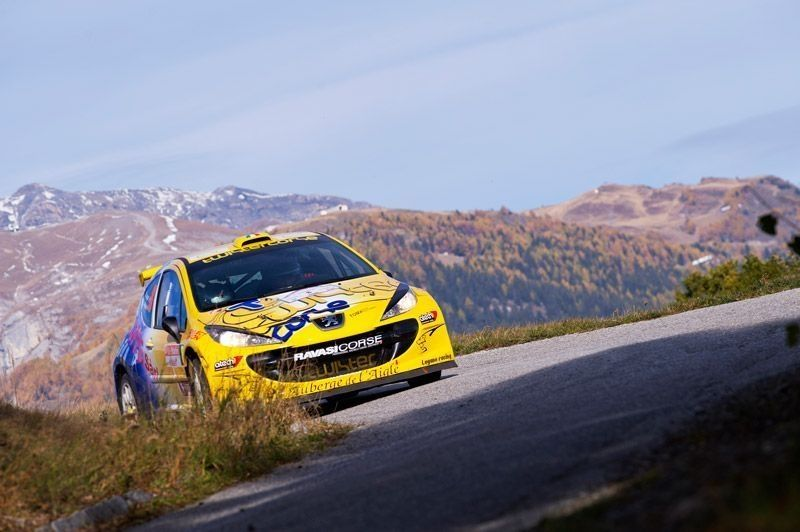 Rallye international du Valais du 28 au 31 octobre
